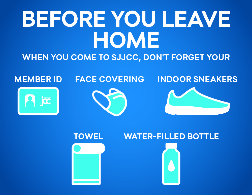 before you leave home